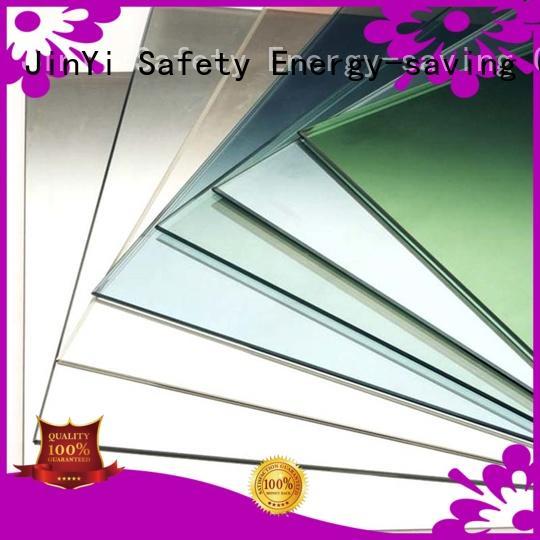 JinYi durable low emissivity glass for building