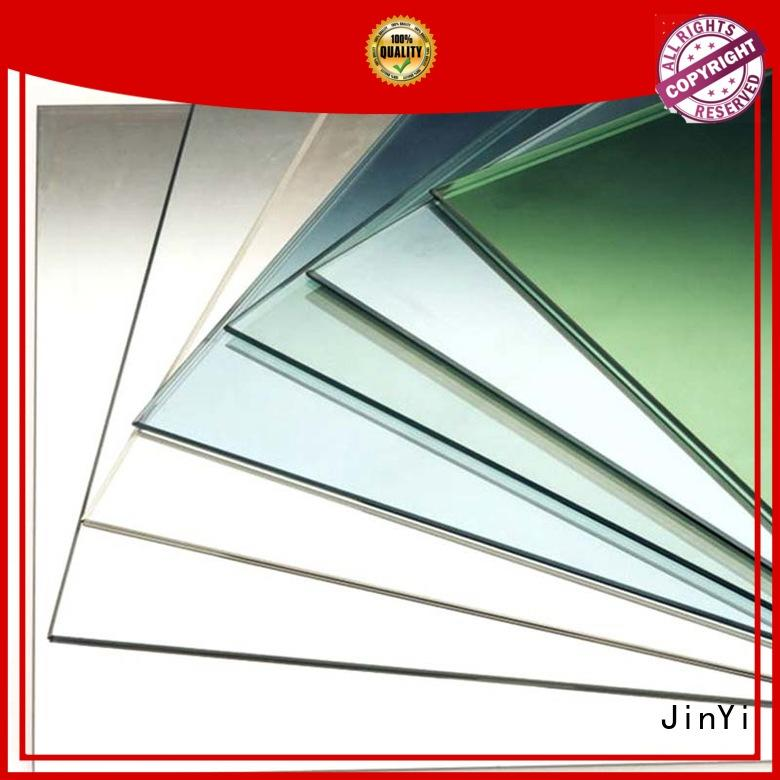 JinYi low e coating bulk production for projects