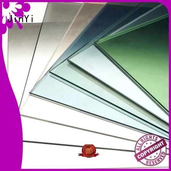 JinYi factory price low emissivity glass for glass panel