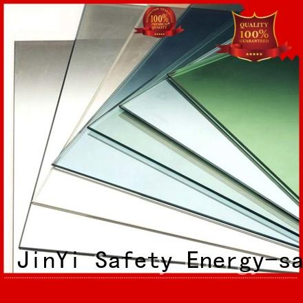 JinYi low emissivity glass free sample for glass panel