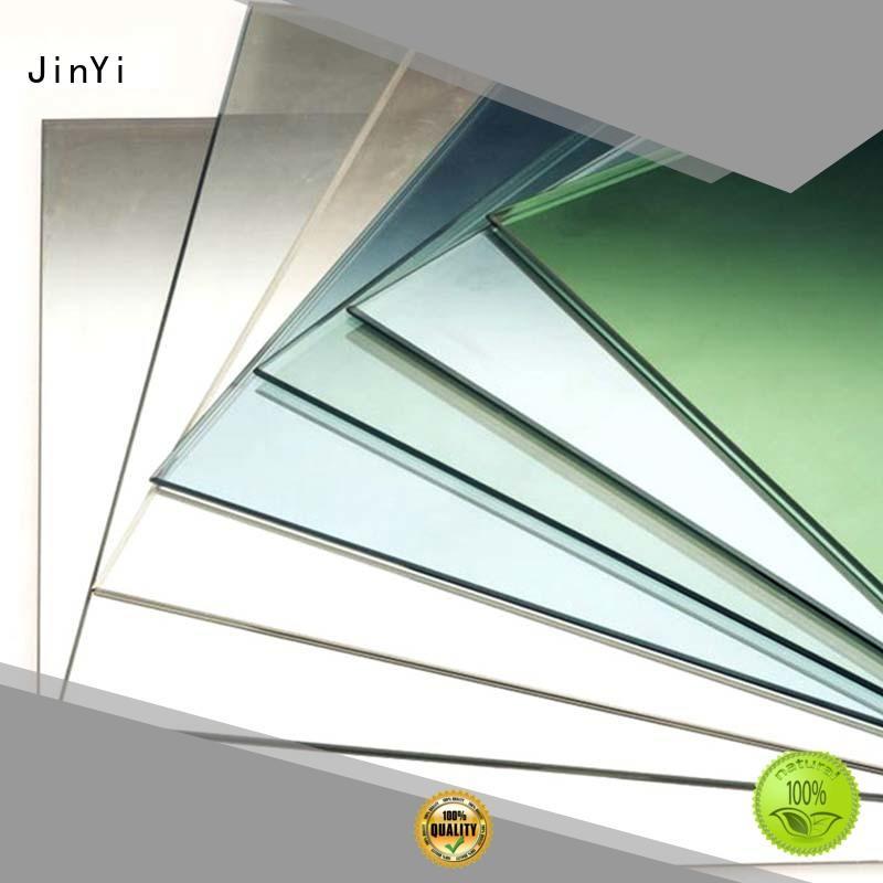 JinYi custom low e glass coating for projects