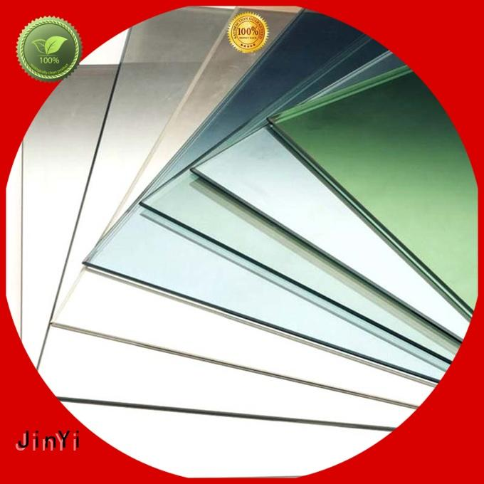 JinYi soundproof low e coating for glass panel