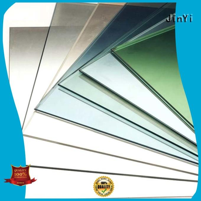 JinYi tempered low e coating bulk production for building