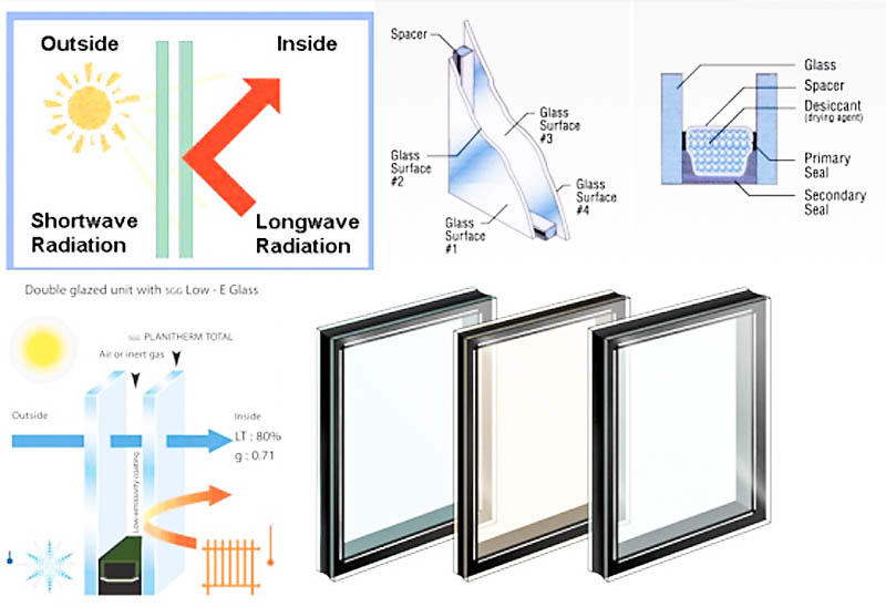 JinYi factory price laminated security glass for showering room-2