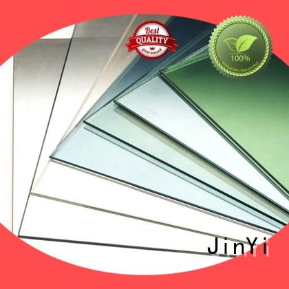 JinYi soundproof low e glass coating inquire now for building