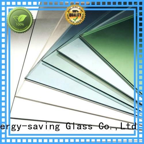 JinYi tempered low emissivity coating for glass panel