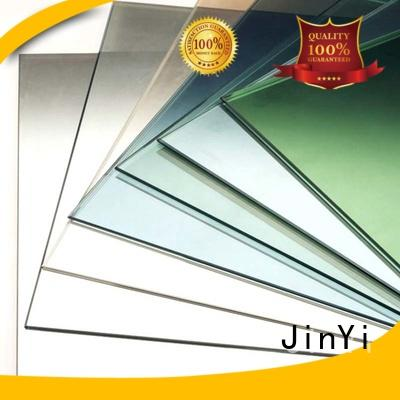 JinYi factory price low emissivity glass free sample for building