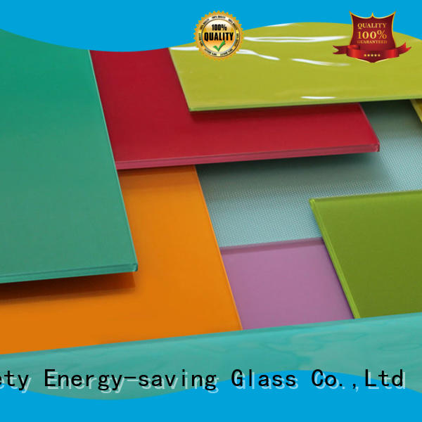 safety building toughened glass panels OEM clear for shower