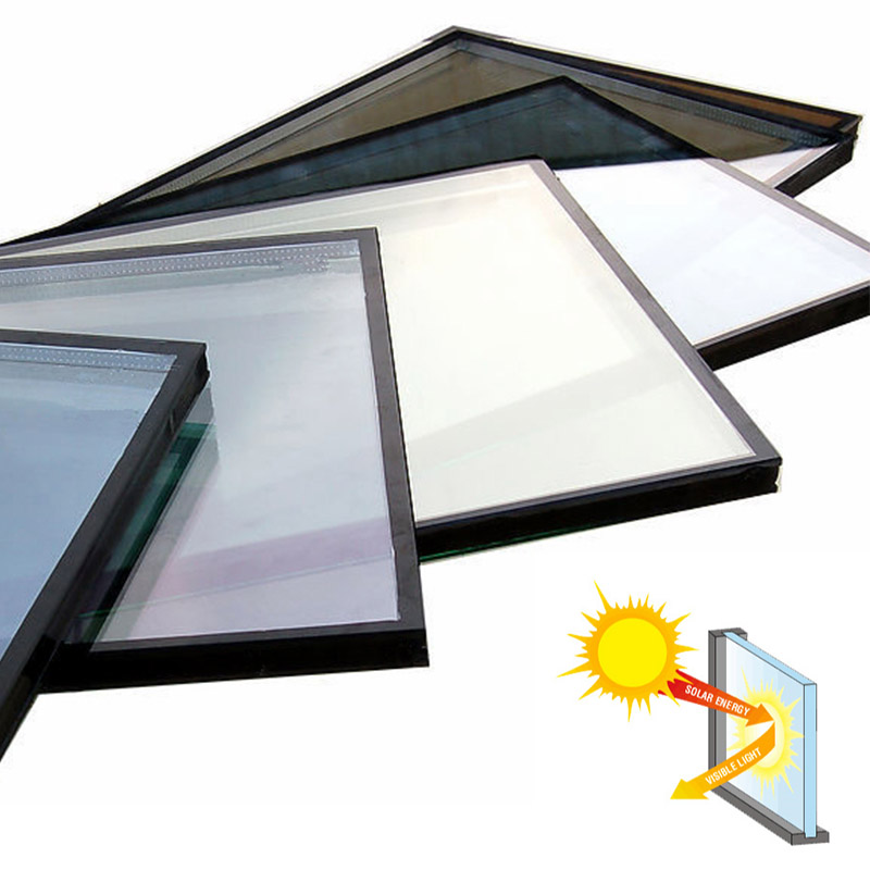 JinYi float solar reflective glass inquire now for skyscraper construction-4