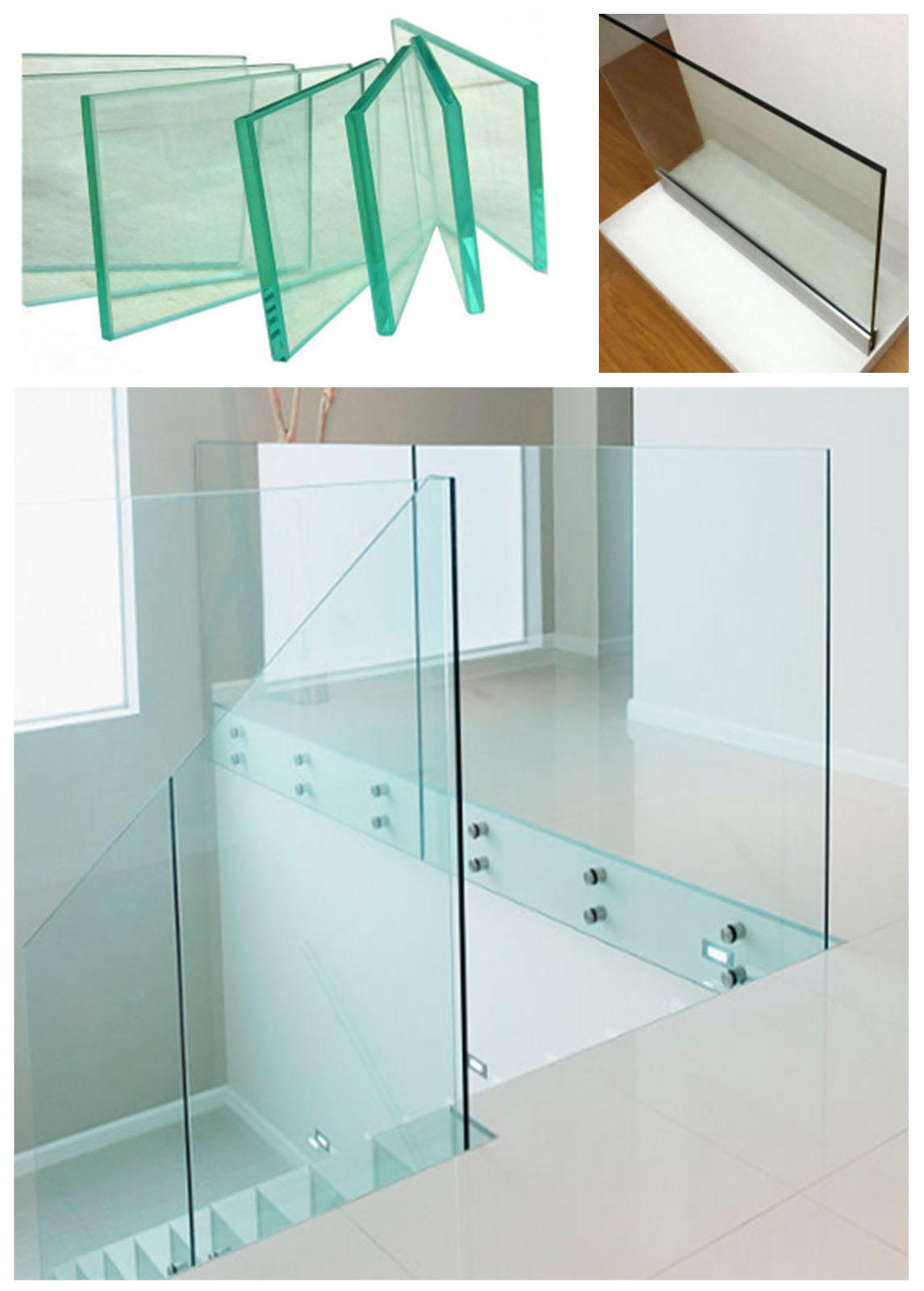 JinYi fencing laminated glass sheets supplier for safety