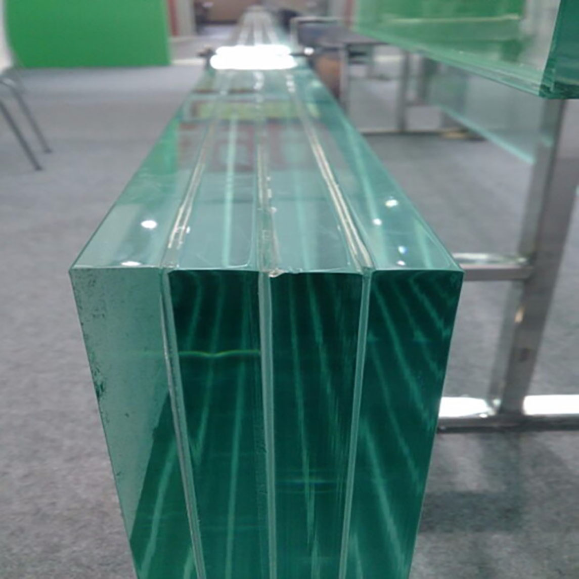 JinYi sound proof insulated glazing unit facade for window-6