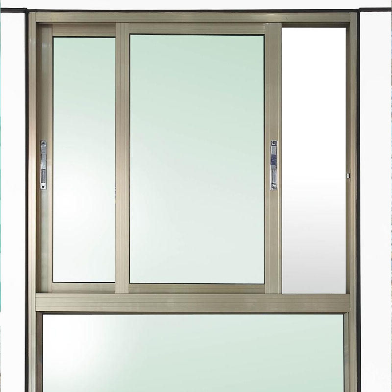 Safety glass window clear or tinted tempered glass double glazed sound proof building