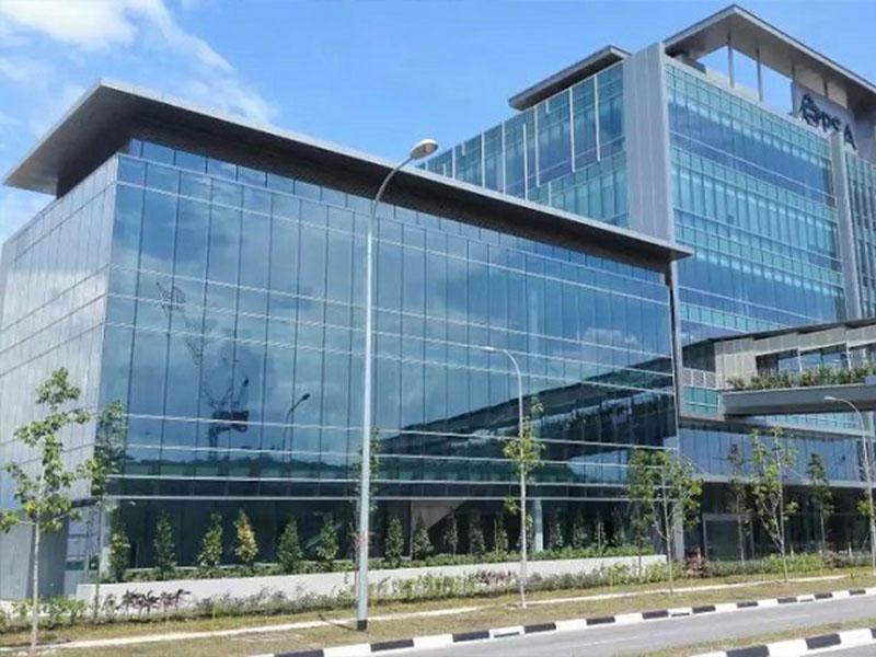 Singpore PSA building