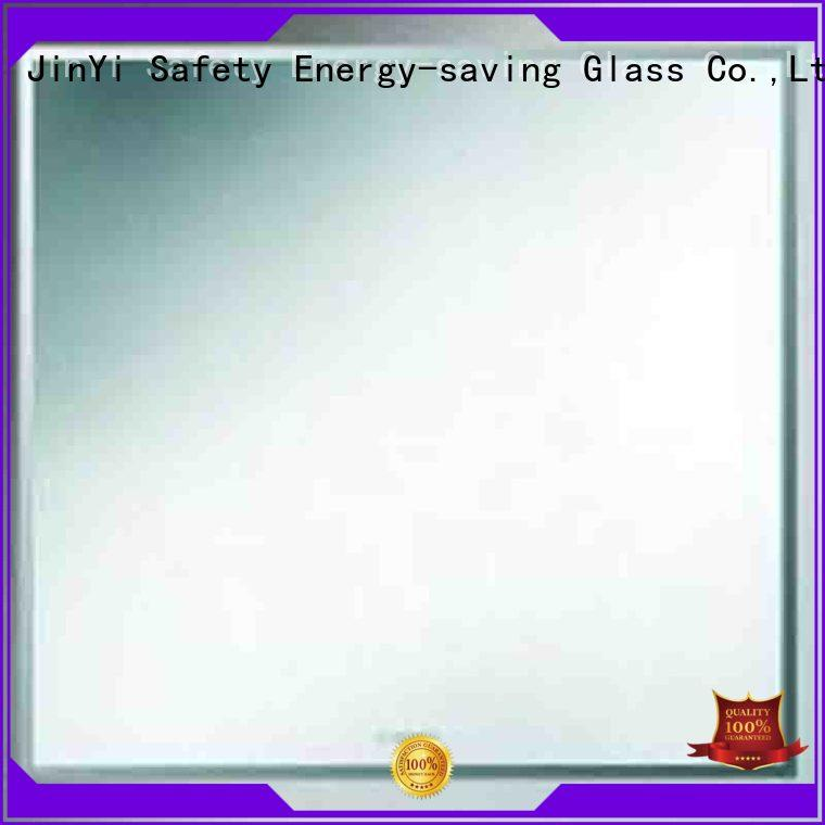 JinYi architectural reflective glass price manufacturer for window