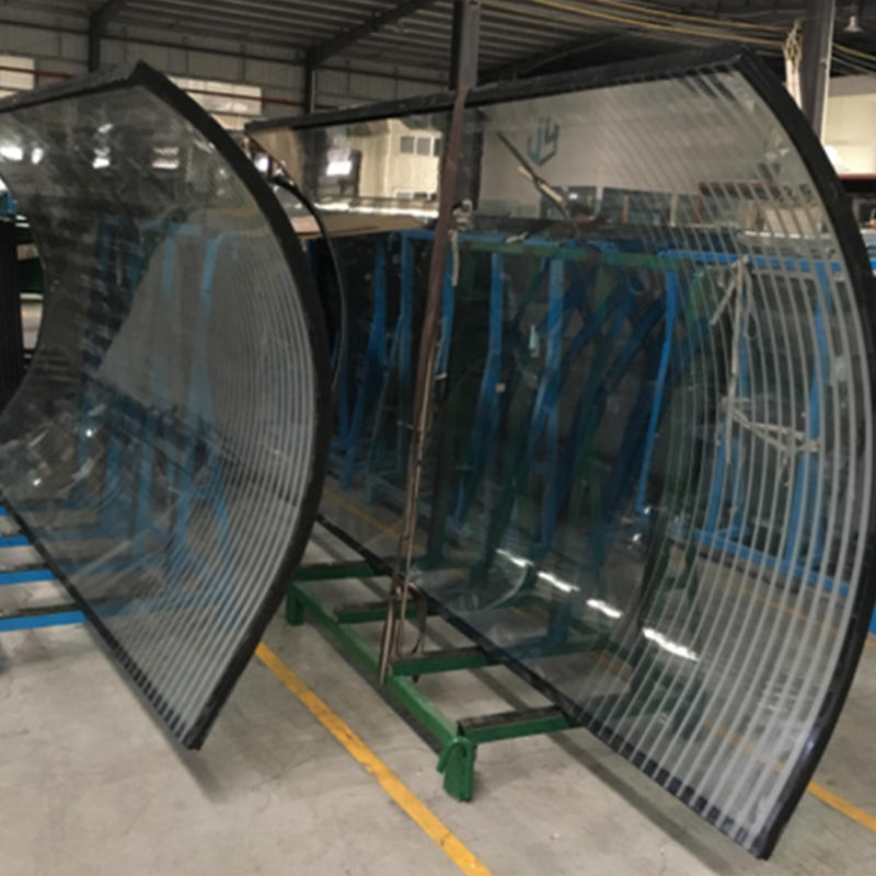customized custom curved glass customization order now for office building-3