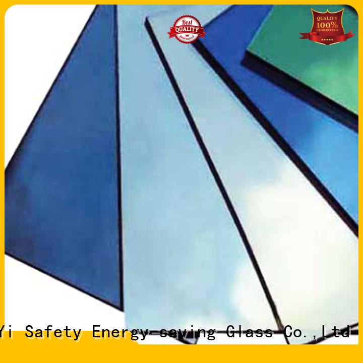 JinYi reflective solar reflective glass manufacturer for window