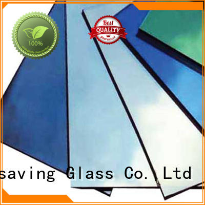 decorative reflective glass wall for decoration
