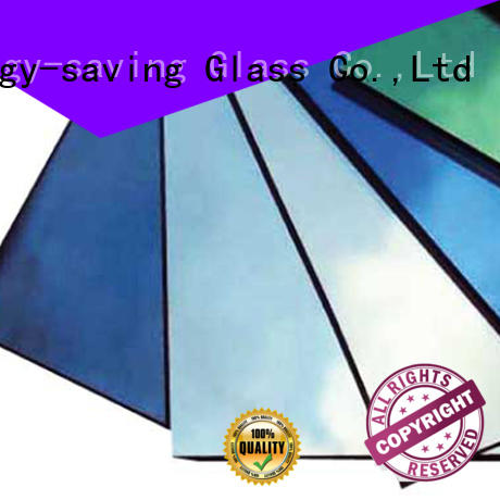 JinYi tempered reflective glass contact us for building