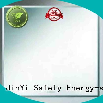 JinYi architectural reflective glass price for building