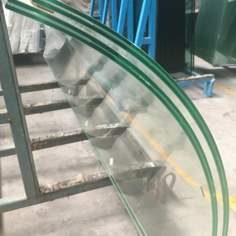 customized custom curved glass customization order now for office building-2