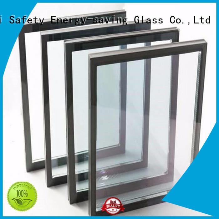 JinYi clear double insulated windows triple for window