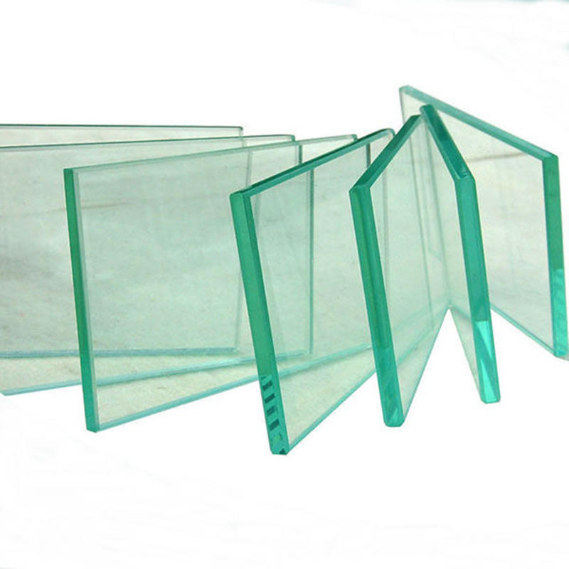 Toughened glass safety building 4mm-25mm clear tempered glass