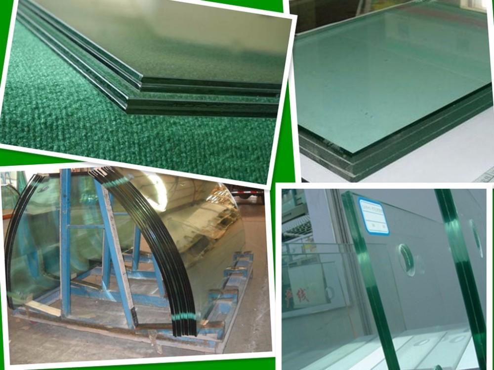 JinYi laminated laminated glass windows manufacturer for safety
