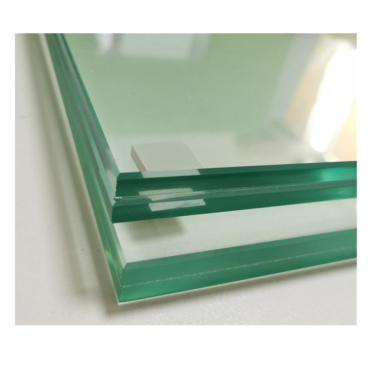 tempered laminated pvb glass 11.52mm 12.76mm 13.52mm 6.76mm