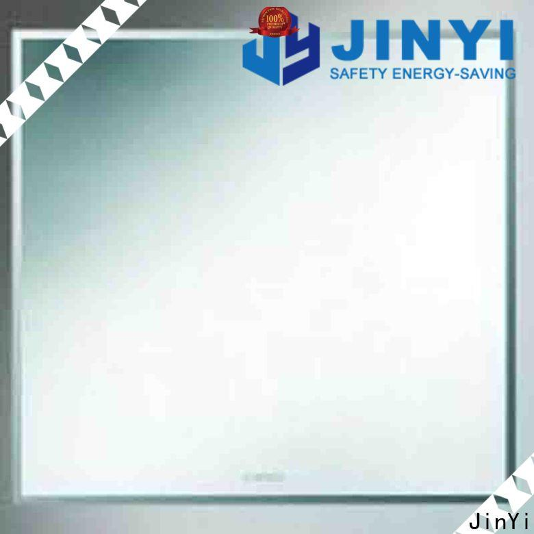 JinYi decorative reflective glass contact us for building
