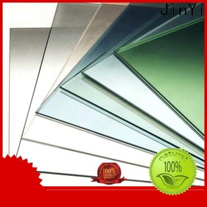 JinYi low e glass coating bulk production for projects