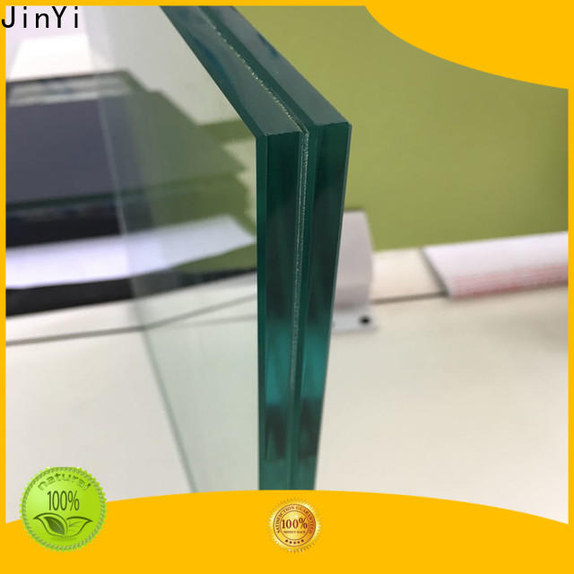 JinYi wholesales laminated safety glass inquire now for safety