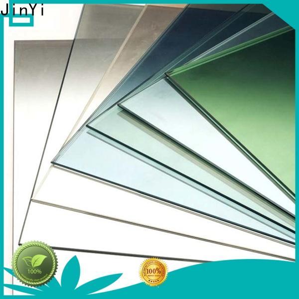 JinYi low e glass bulk production for building