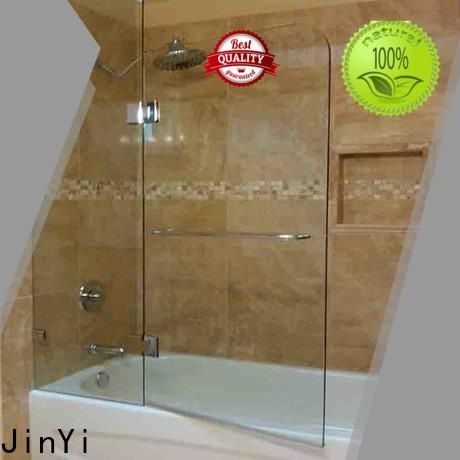 durable tempered glass windows customized design for shower