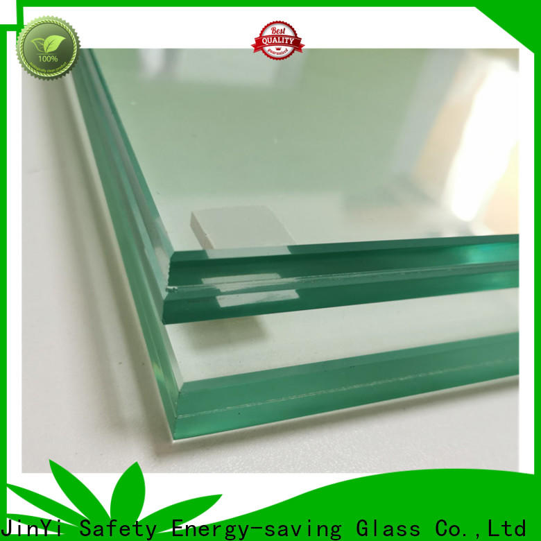 JinYi wholesales toughened laminated glass inquire now outdoor