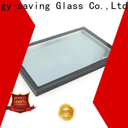 JinYi triple glazed glass low for curtain