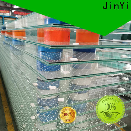 JinYi laminated glass manufacturer outdoor