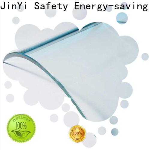 JinYi custom curved glass high-quality for door