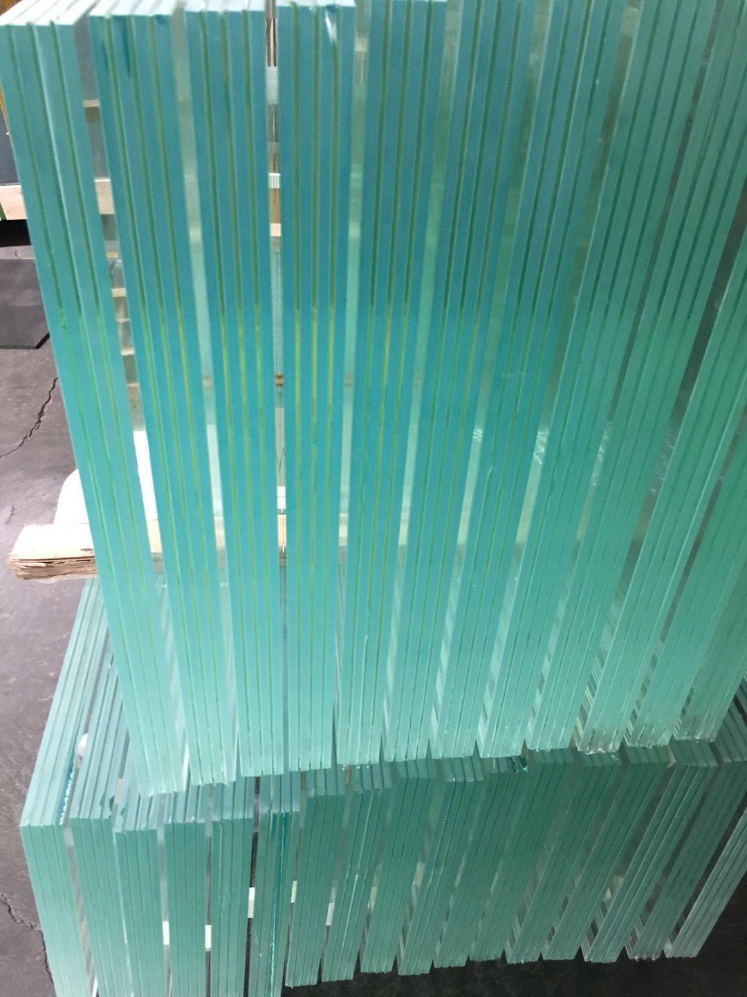 JinYi laminated laminated safety glass for safety-1