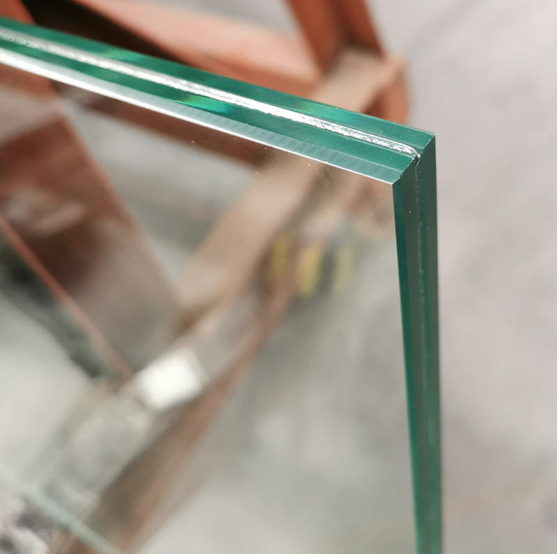 JinYi frameless laminated glass factory for safety-1
