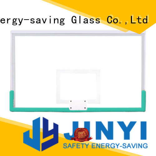 JinYi tempered clear tempered glass pattern for showering enclosure