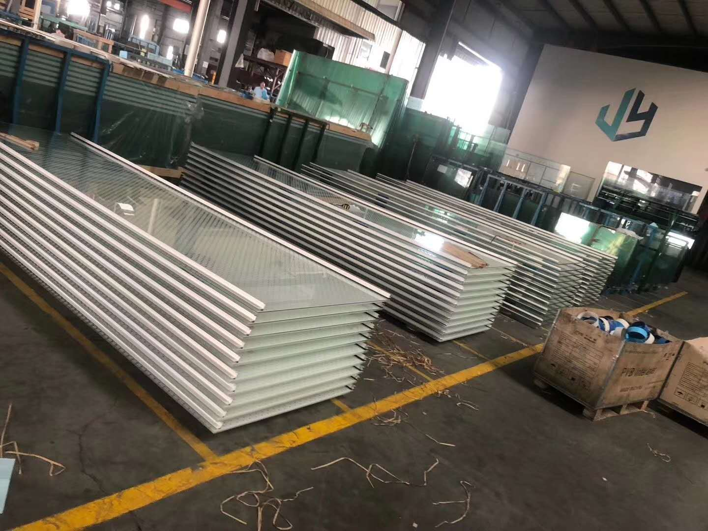 laminated laminated glass thickness fencing factory for safety-3