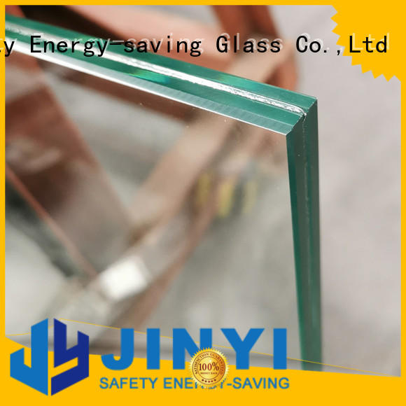 clear laminated glass thickness interlayer manufacturer outdoor