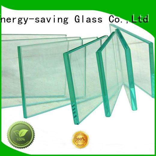 JinYi ODM toughened safety glass painted colour for showering enclosure