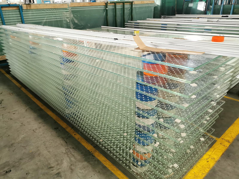 laminated laminated glass thickness fencing factory for safety-1
