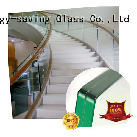JinYi price toughened laminated glass factory for safety