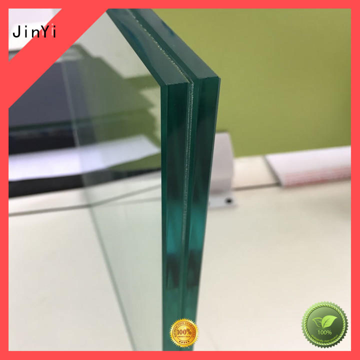 JinYi railing laminated glass thickness inquire now for safety