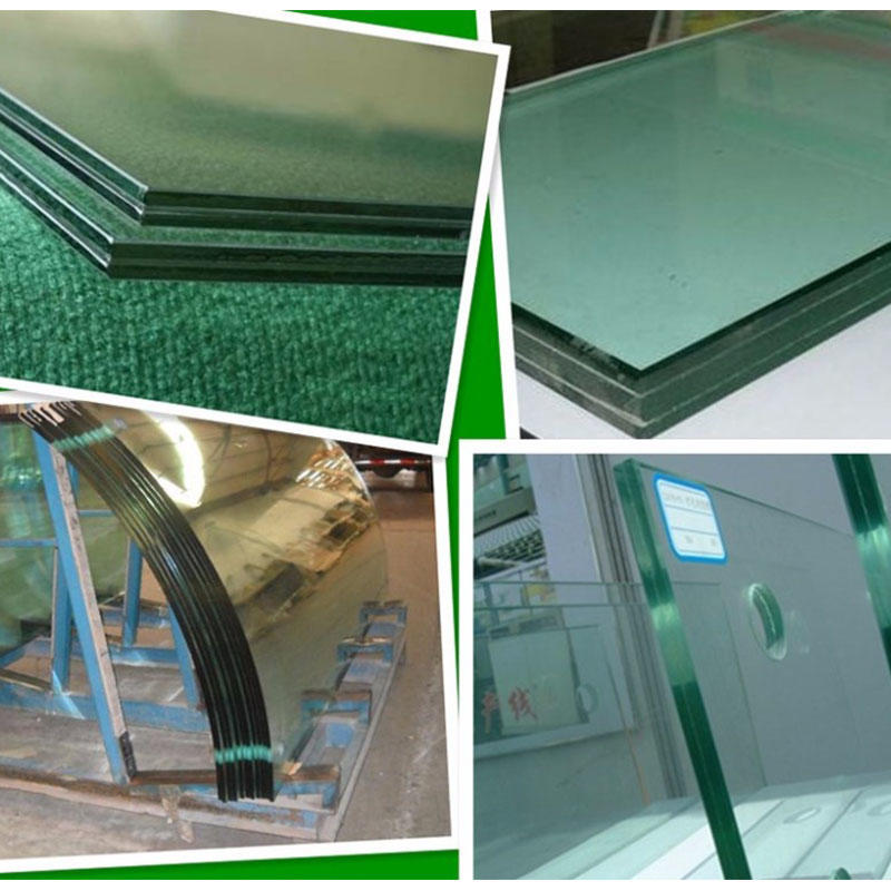 JinYi laminated laminated safety glass for safety-2