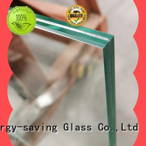 JinYi white laminated glass outdoor