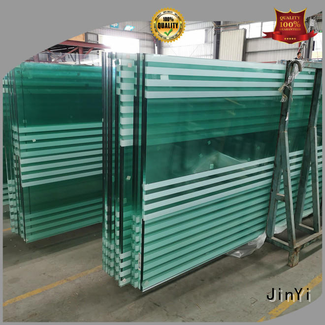 laminated laminated safety glass factory for safety
