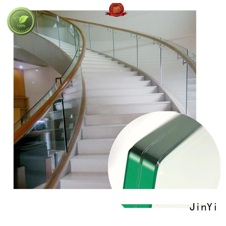 JinYi wholesales laminated glass thickness inquire now outdoor